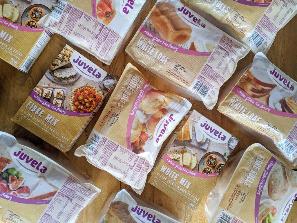 juvela gluten free baker box