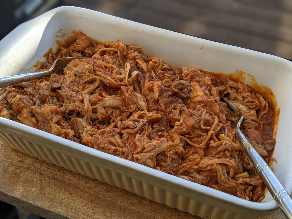 easy bbq pulled pork gluten free