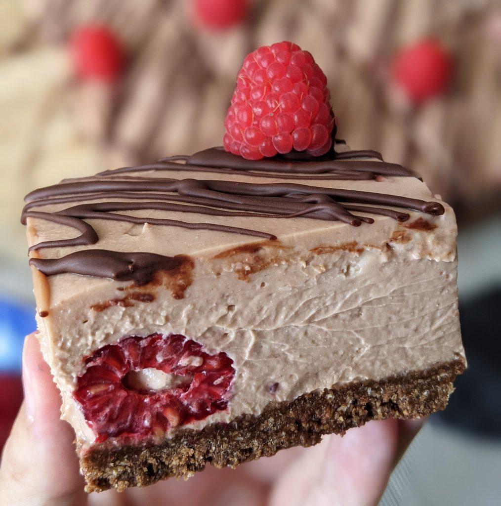 make gluten free cheesecake bars