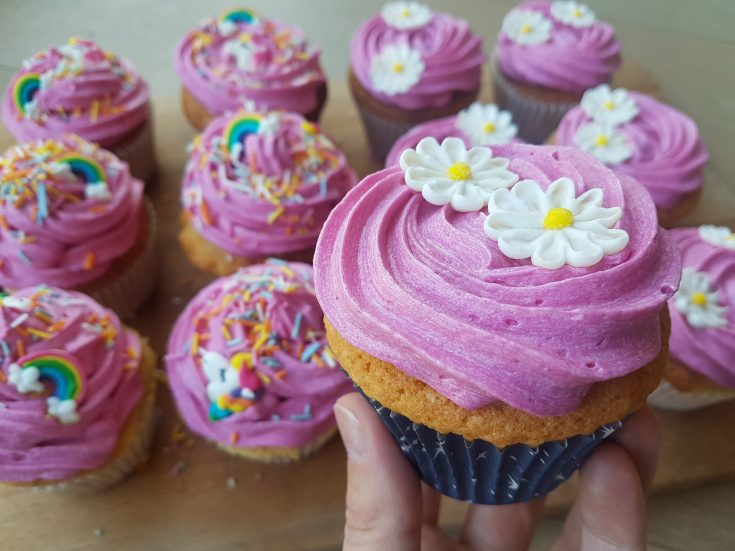Easy Gluten Free Cupcakes