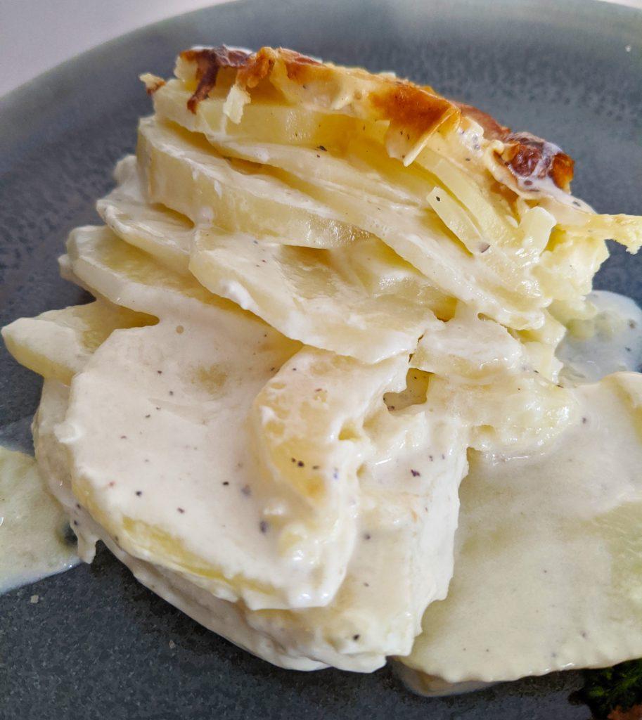 gluten free dauphinoise potatoes