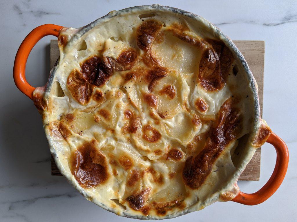 gluten free dauphinoise potatoes recipe uk