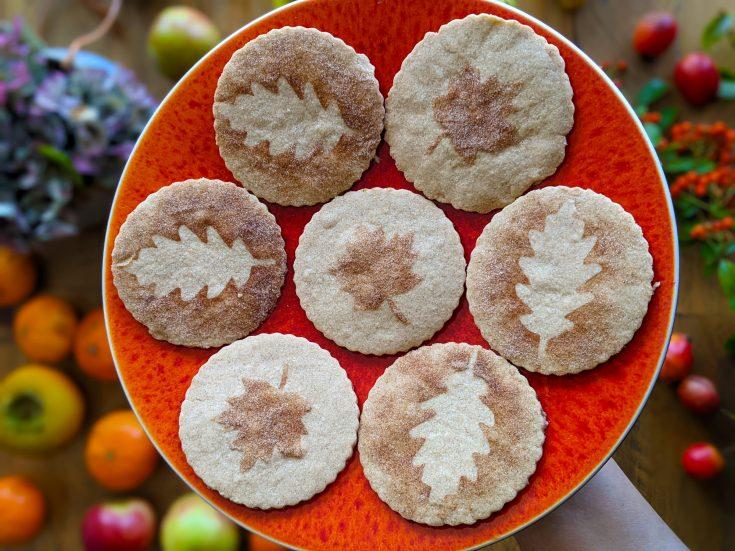 Gluten Free Pumpkin Spice Cookies (GF)
