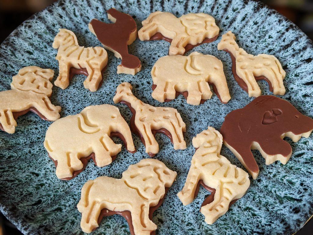 gluten free cadbury animal biscuits